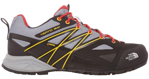 The North Face M's Verto Amp GTX Shoes TNF Black/TNF Yellow